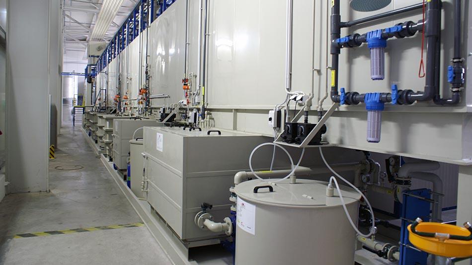 Kunststoffbeschichtu ng im Tauchverfahren mit PVC-Plastisol