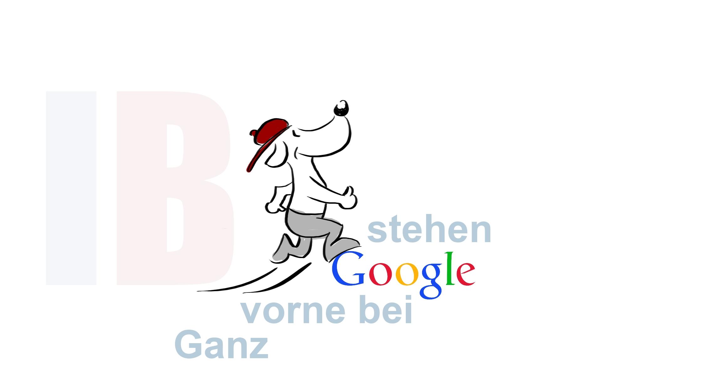 Bei Google ganz vorne stehen