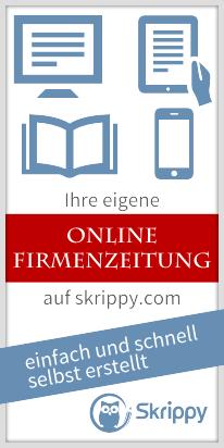 Skrippy-online Firmenzeitung!