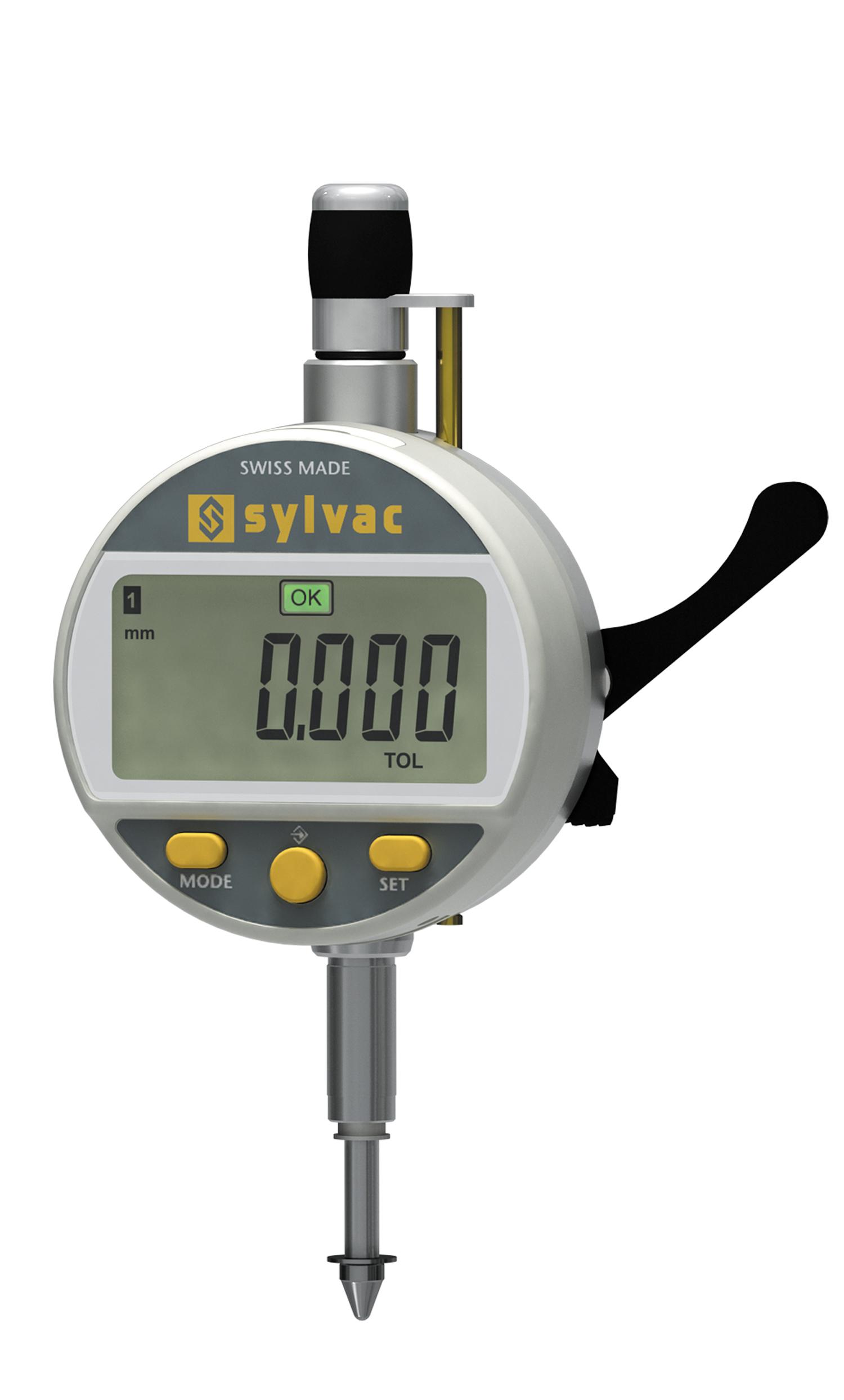 SYLVAC Messuhr S Dial Work Advanced