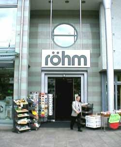 Geschäftshaus Röhm