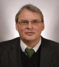 Der Geschäftsführer der Firmen ALN und EUKOS, Dr. Ahlsdorf