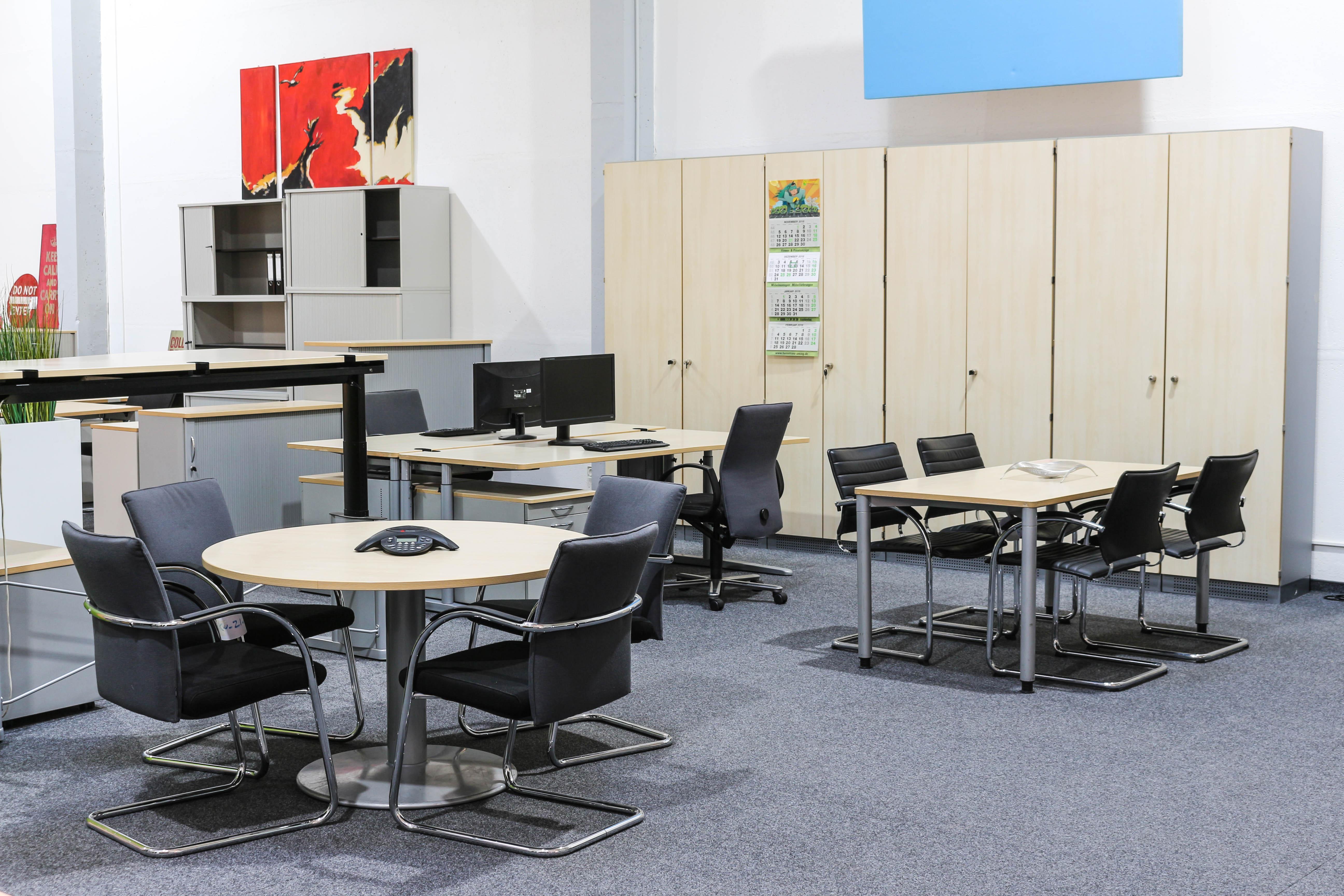 Showroom am Büromöbel Standort Mühlenbeck bei Berlin - 2
