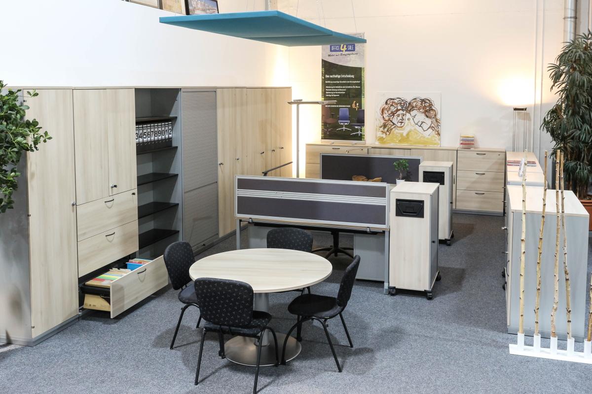 Showroom am Büromöbel Standort Mühlenbeck bei Berlin - 3