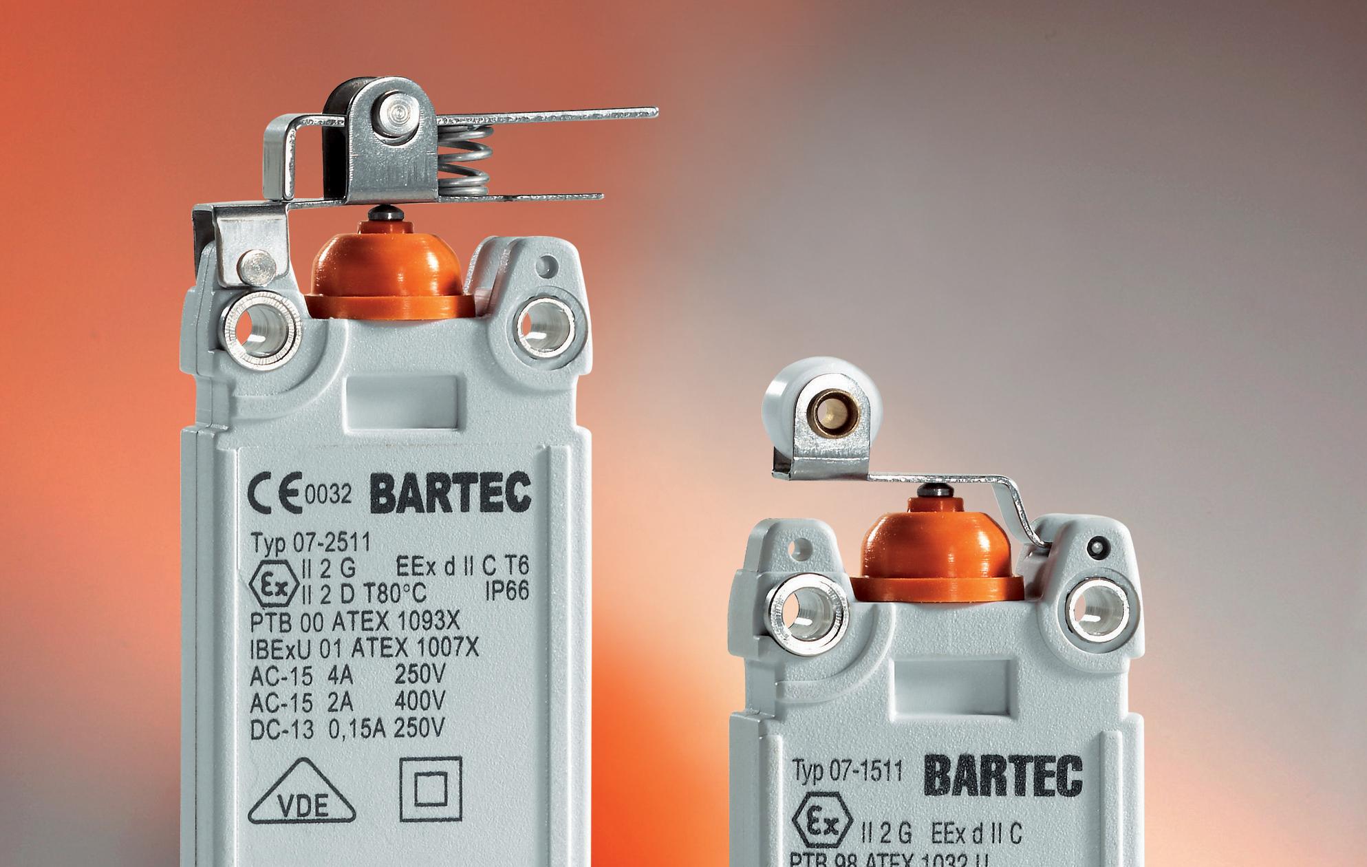 BARTEC Mikroschalter