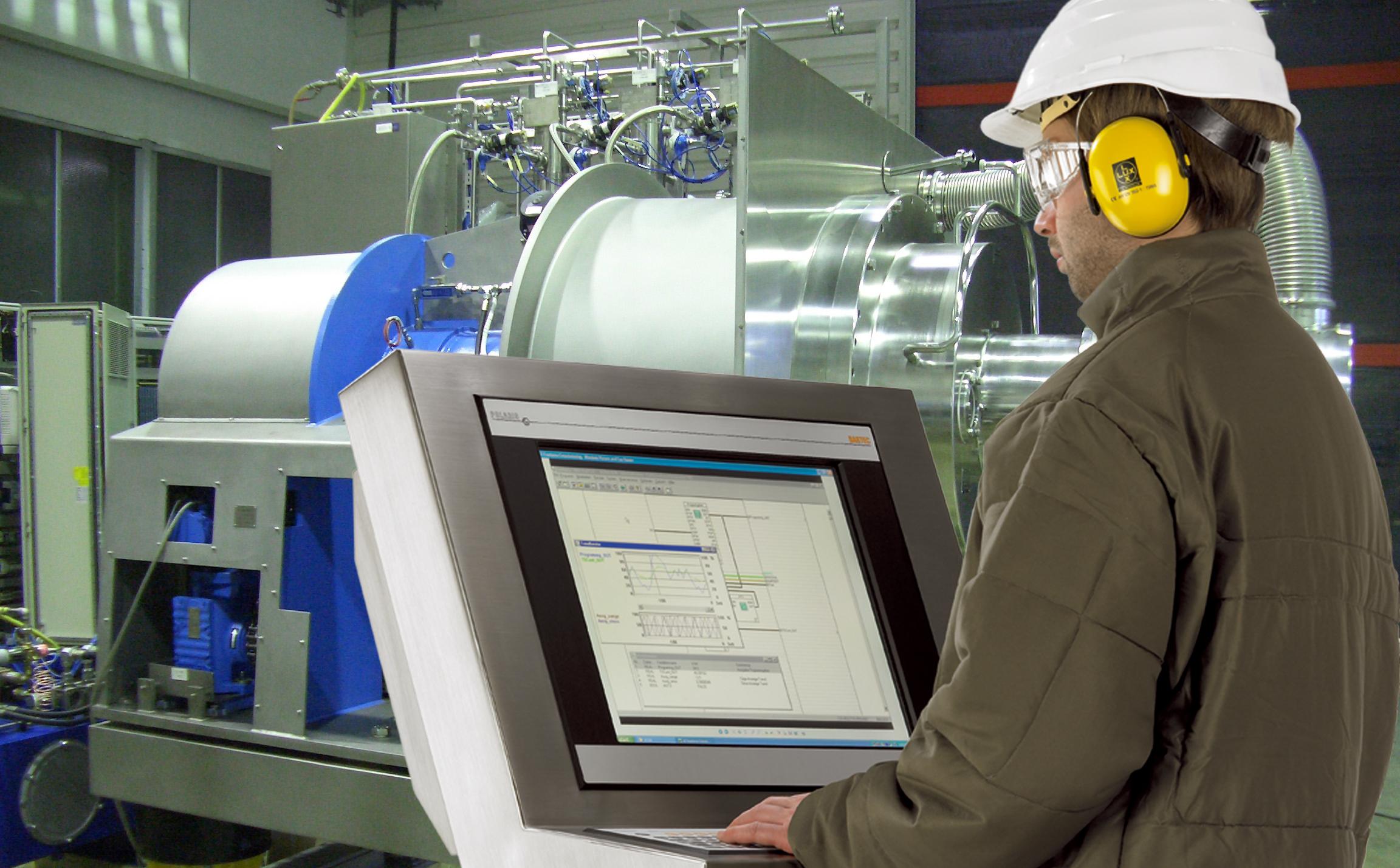 BARTEC Applikation Automatisierungstechnik