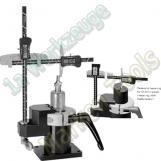 Messvorrichtungen und Spannvorrichtungen zum Vermessen und Spannen von Werkzeug in Werkzeugaufnahmen wie Spannfutter oder Fräsdorn. Werkzeug und Spannfutter und Werkzeugaufnahmen finden Sie in unserem Werkzeugshop Marken-Tools.de