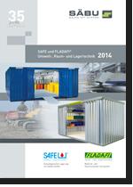 Katalog 2014 - Umwelttechnik, Raumtechnik, Lagertechnik