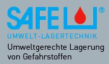 SAFE Umwelt- und Lagertechnick. Umweltgerechte LAgerung von Gefahrstoffen