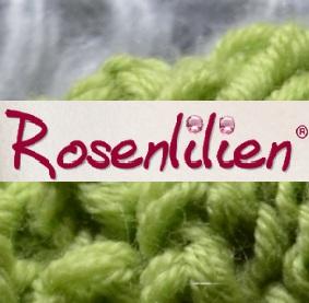 Rosenlilien Strickmoden