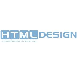 Internetagentur Stuttgart, HTML Design