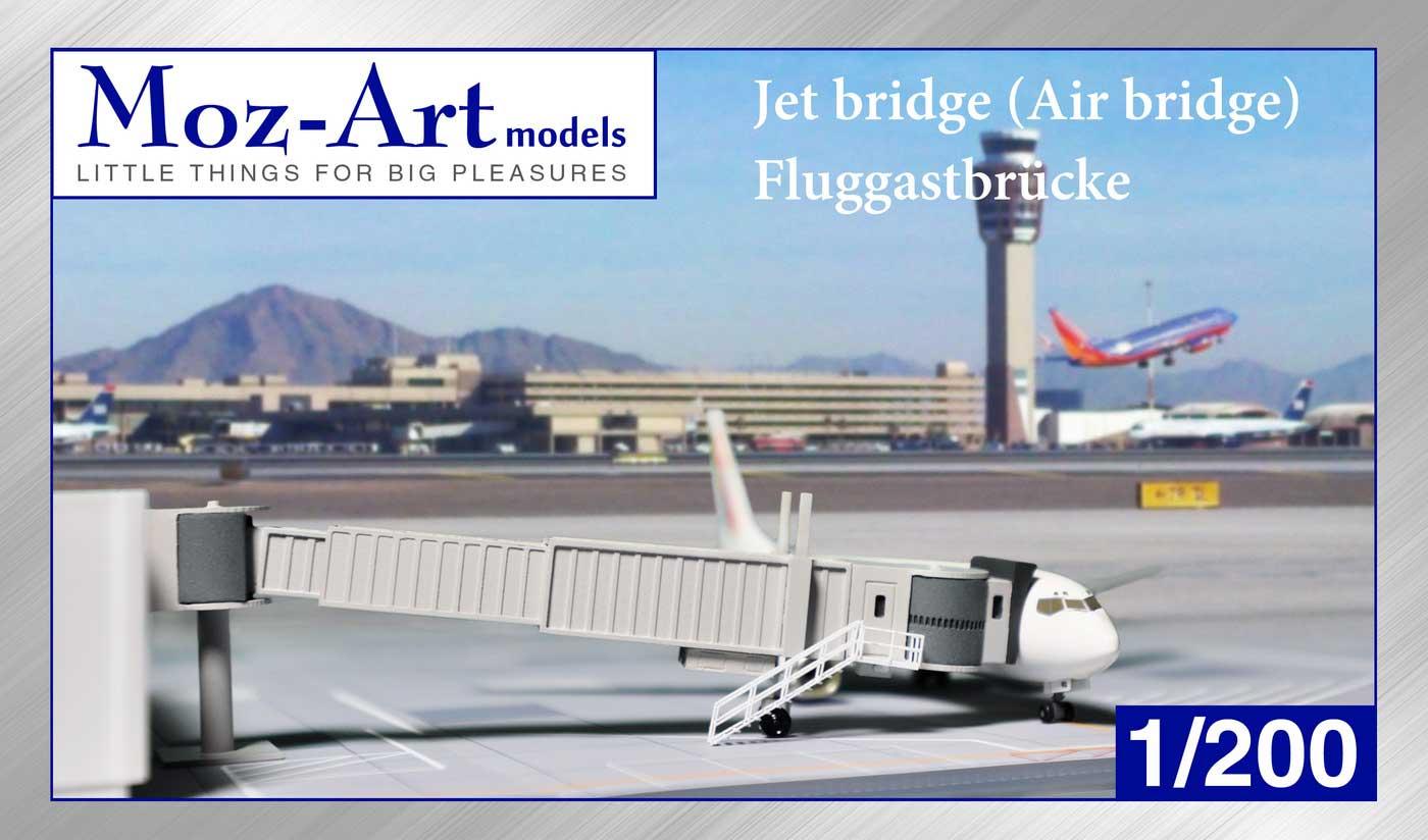 Fluggastbrücke für Sammler und Liebhaber