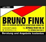 Bruno Fink GmbH & CO KG Dachdecker-Meisterbetrieb