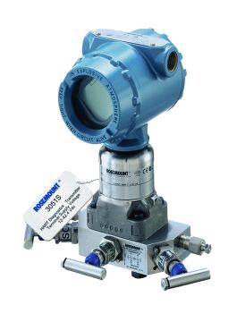3051S-Differenzdruck Druckmesstechnik