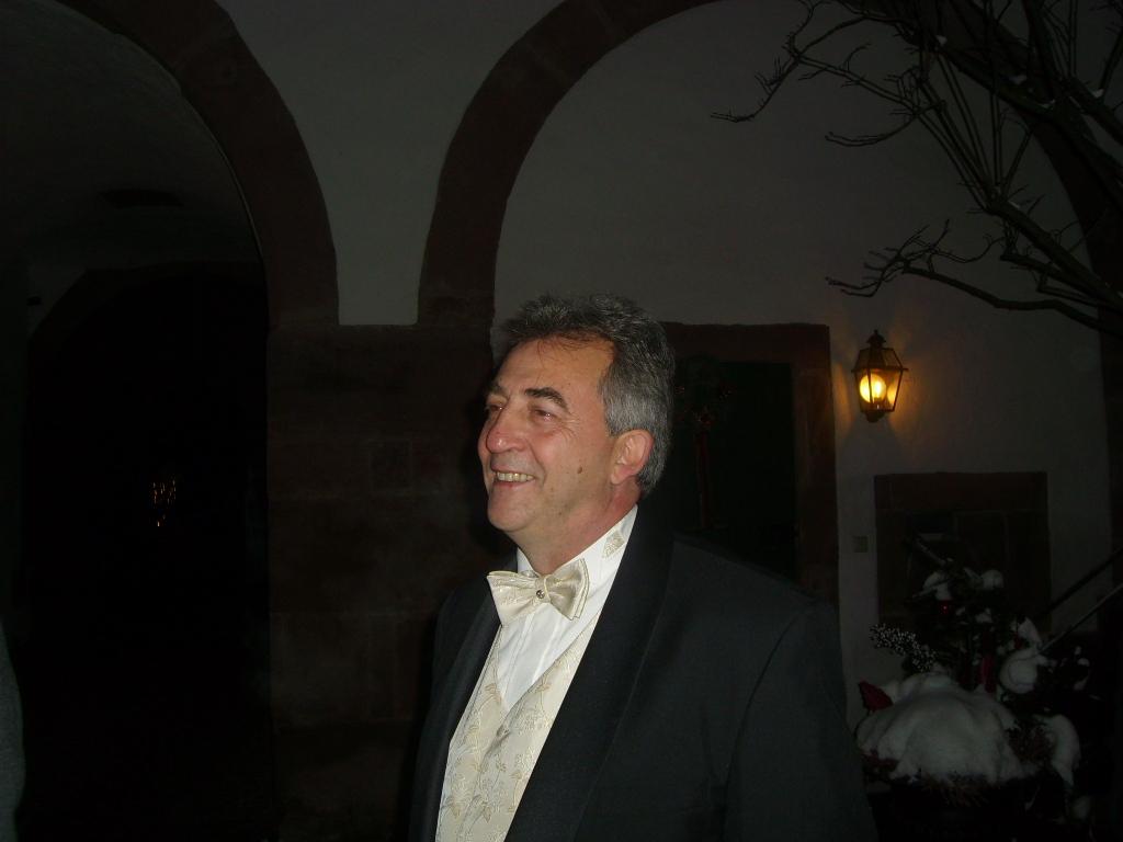 Norbert Goretzki,  Vorstand der TAM AG