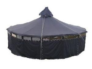 Jurten-Zelt Ganzdach mit Fenster kaufen