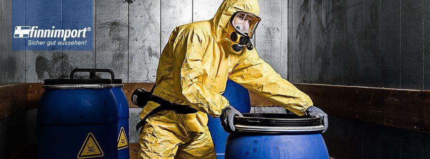 Finnimport Chemikalienschutz