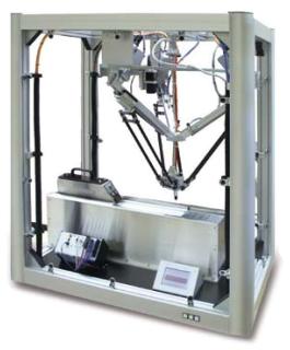 modulares Roboter-Zuführsystem für Schüttgutkleinteile