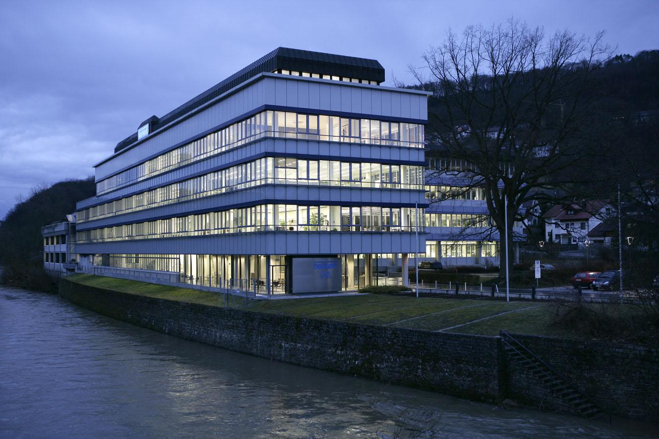 1 Unternehmenszentrale Ingelfingen