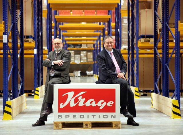 Geschäftsführer Spedition Krage Bereich Stückguttransport