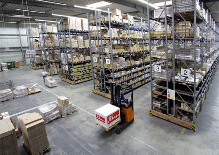 Logistik Spedition Krage Hannover