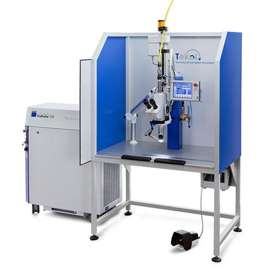 TeKoL Laser-Arbeitsplatz Modell LAP-Hand