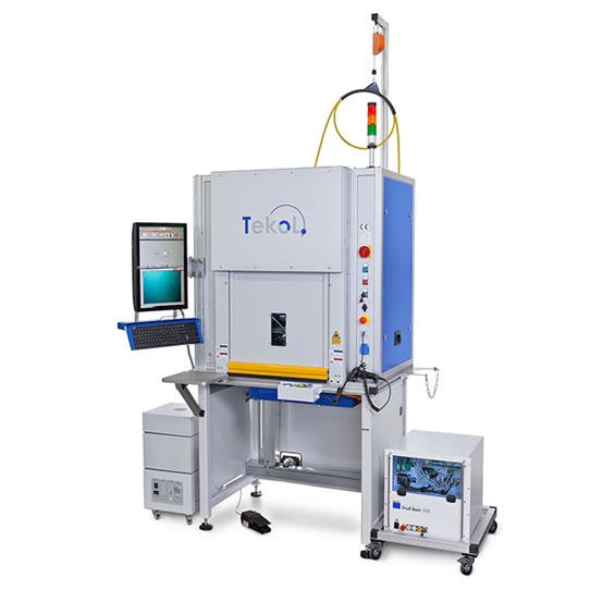 TeKoL Laser-Arbeitsplatz Modell