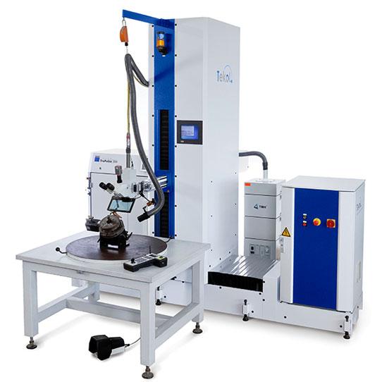 TeKoL Laser-Arbeitsplatz Modell LAP 1000-4