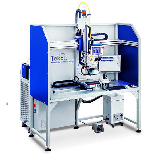 TeKoL Laser-Arbeitsplatz Modell LAP 30-2