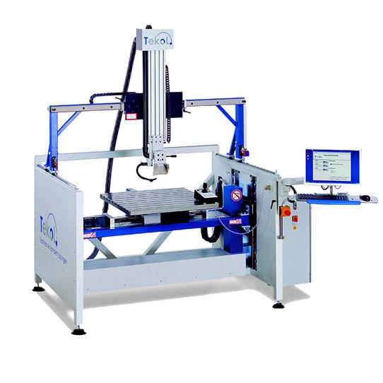 TeKoL Laser-Arbeitsplatz Modell LAP 350-3