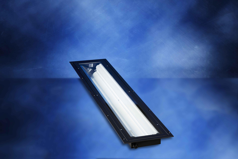LED-Bodenleuchte