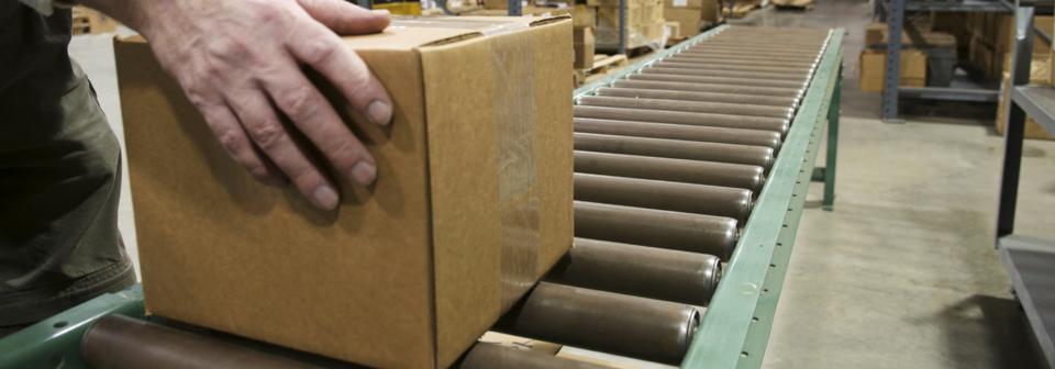 Deltaclean Verpackung & Werbung