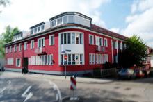 Firmensitz in Pforzheim