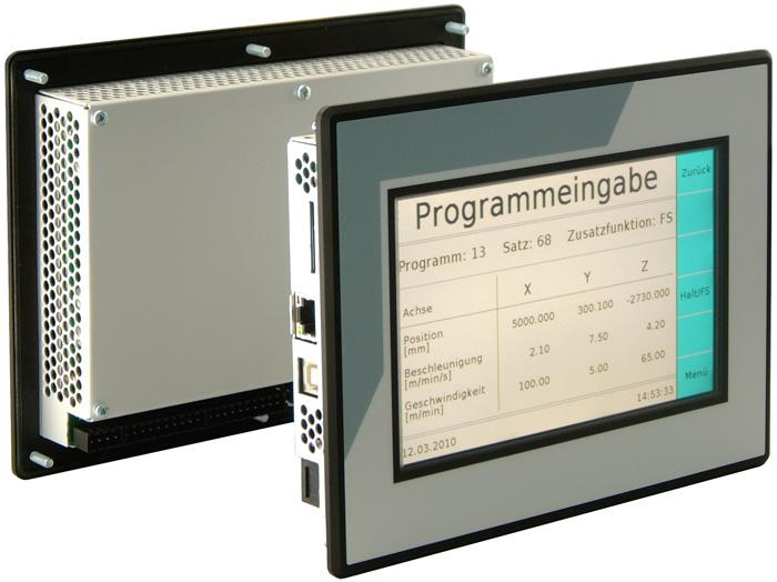 Display CPS500 Perspektivisch 2x