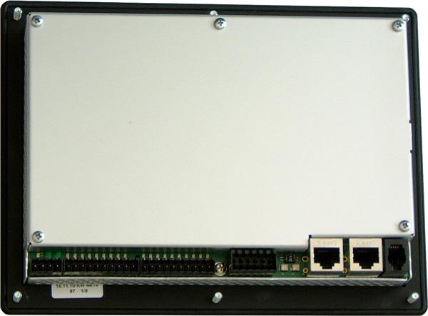 Display CPS500 Rückansicht