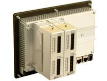 Display CPS500 Rückansicht mit IPS 100