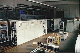 Elektrofertigung Werkstatt