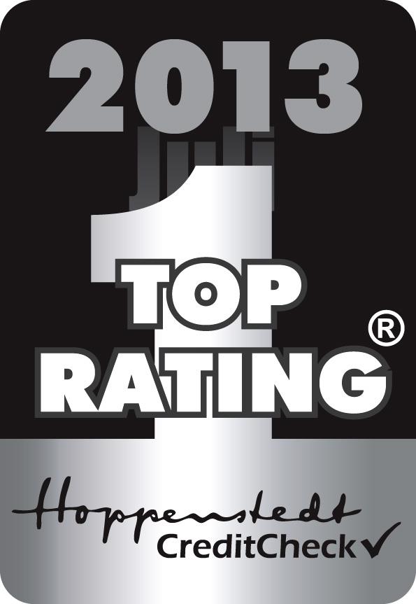 TopRating 2013