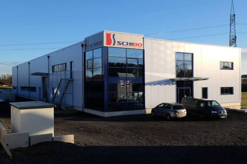 Produktionshalle  SchiBo GmbH