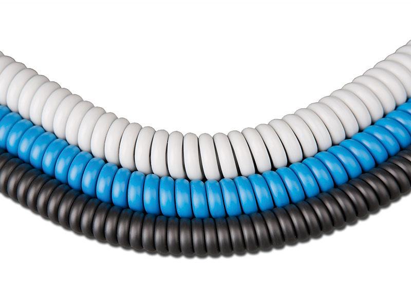 Spiralisierte Kabel