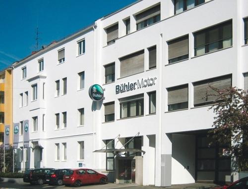 Bühler Motor GmbH, Nürnberg (Zentrale)