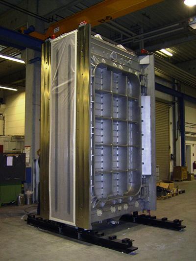 Prozessakmmer für Vakuumkammern, Kammersystemen, UHV-Kammern und Kryostaten