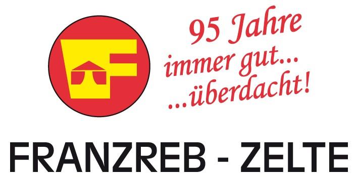 Logo  Franzreb Zeltverleih