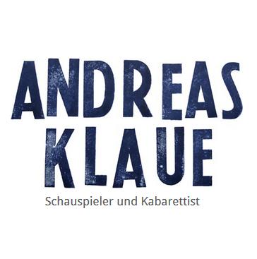 Andreas Klaue Kabarettist