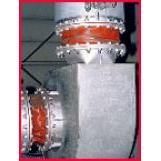 GFG-Kompensatoren sind Komponenten für den Rohrleitungs-, Anlagen- und Apparatebau, welche aufgrund ihrer Materialbeschaffenheit und Formgebung in der Lage sind, auftretende Bewegungen, bei gleichzeitiger Dichtfunktion, aufzunehmen.