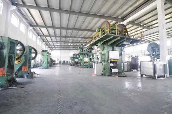 Individuelle Schmiedeteile aus Aluminium und Stahl nach Kundenzeichnung in Serienfertigung aus China
