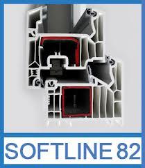 kunststoff profile softline 82 md itsbetter. Black Bedroom Furniture Sets. Home Design Ideas