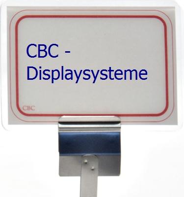 CBC-Edelstahl-Haltersysteme