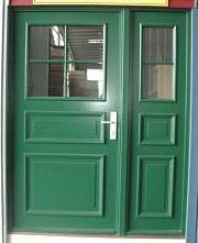 Top Haustür nach außen öffnend | ITSBETTER SA15
