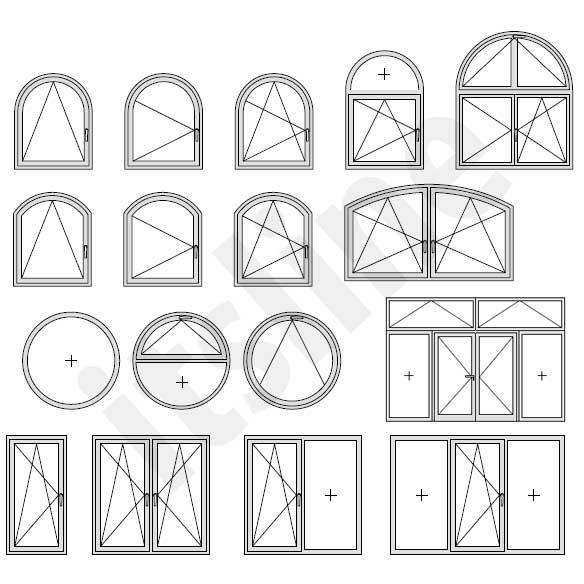 Kunststofffenster itsbetter for Kunststofffenster konfigurator
